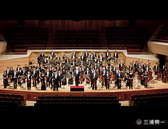 The Japan Philharmonic Orchestra